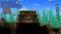 Terraria Troopplay Gameplay: Episode 7 Pimpin My Character