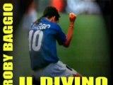Baggio - Tutti i più bei gol di Roby Baggio