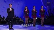가요무대 - 세월이 약이겠지요 - 송대관.20160125