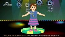 Edewcate english rhymes Hokey cokey nursery rhyme
