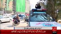 Karachi Main Traffic Ka Jadid Nizam - 26-Jan-16 - 92NewswHD