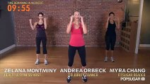 Workout Victoria's Secret Model Workout- 10-Minute Fat-Blasting Circuit