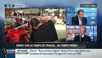 """Le parti pris d'Hervé Gattegno: """"Le débat sur le temps de travail, c'est du temps perdu"""" - 26/01"""