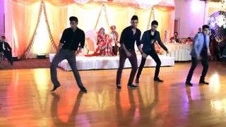 Excellent dance performance