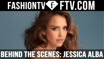 Behind the Scenes: Jessica Alba - Vogue | FTV.com