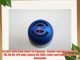 R.O.GNT CAPSPEAK-0003-45 Capsule - Altavoz con bater?a (radio FM 80?dB 370?mAh tarjeta SD USB)
