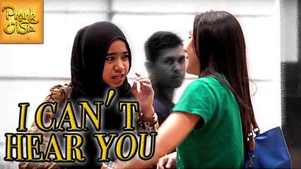 I Can't Hear You Prank | Prank Asia
