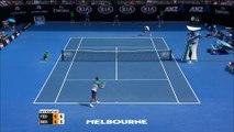 """Open d'Australie - Tomas Berdych tire dans les """"bijoux de famille"""" d'un juge de ligne"""