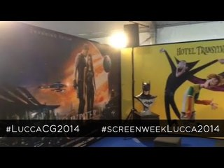 ScreenWEEK a Lucca Comics & Games 2014