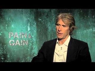 Pain & Gain - Intervista a Michael Bay   HD