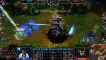 NA LCS Promotion Tournament D2 C9T vs EG 2014 4 GAME