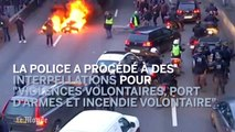 Grève des taxis : blocages et violences à Paris
