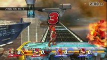UnknownJoe(Link) in: Dat Finish (Team For Glory) - Super Smash Bros Wii U (online)