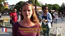 Ülkenizin Geleneksel İçeceği Nedir? | Turistlerle Röportajlar