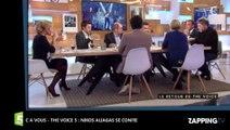 C à Vous – The Voice 5 : Nikos Aliagas fait des révélations étonnantes sur les coulisses du programme (Vidéo)
