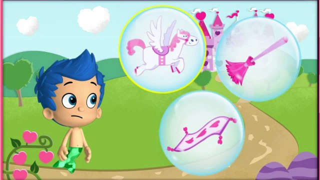 Bubble Guppies - Happy Valentines Play - Bubble Guppies Games