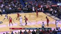 Houston Rockets - New Orleans Pelicans   Highlights  25 Jan16