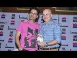 Manoj Bajpai & Anupam Kher Launch 'Special 26' Book