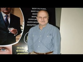 Anupam Kher Ecstatic About 8 Oscar Nominations For 'Silver Linings Playbook'