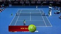 Day 9 legendary AO moments | Australian Open 2016 (720p Full HD)