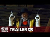 Quentin Tarrantino's The Hateful Eight Official Trailer (2015) HD