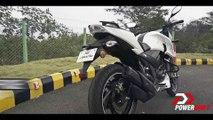 New TVS Apache RTR 200 4V | Exhaust Note | PowerDrift