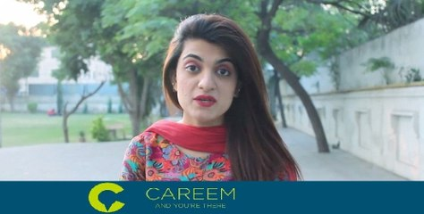 What is Careem? To Know Let's Play The Video