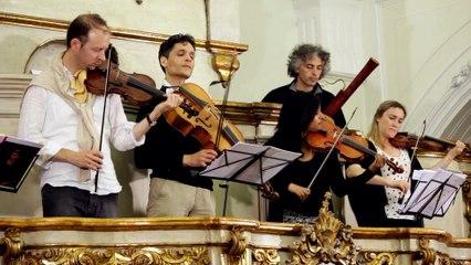 LEGRENZI: Sonate & Balletti - Clematis & Stéphanie De Failly - Official Album Trailer