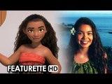 Moana Featurette 'Casting Moana - Introducing Auli'i Cravalho' (2016) HD