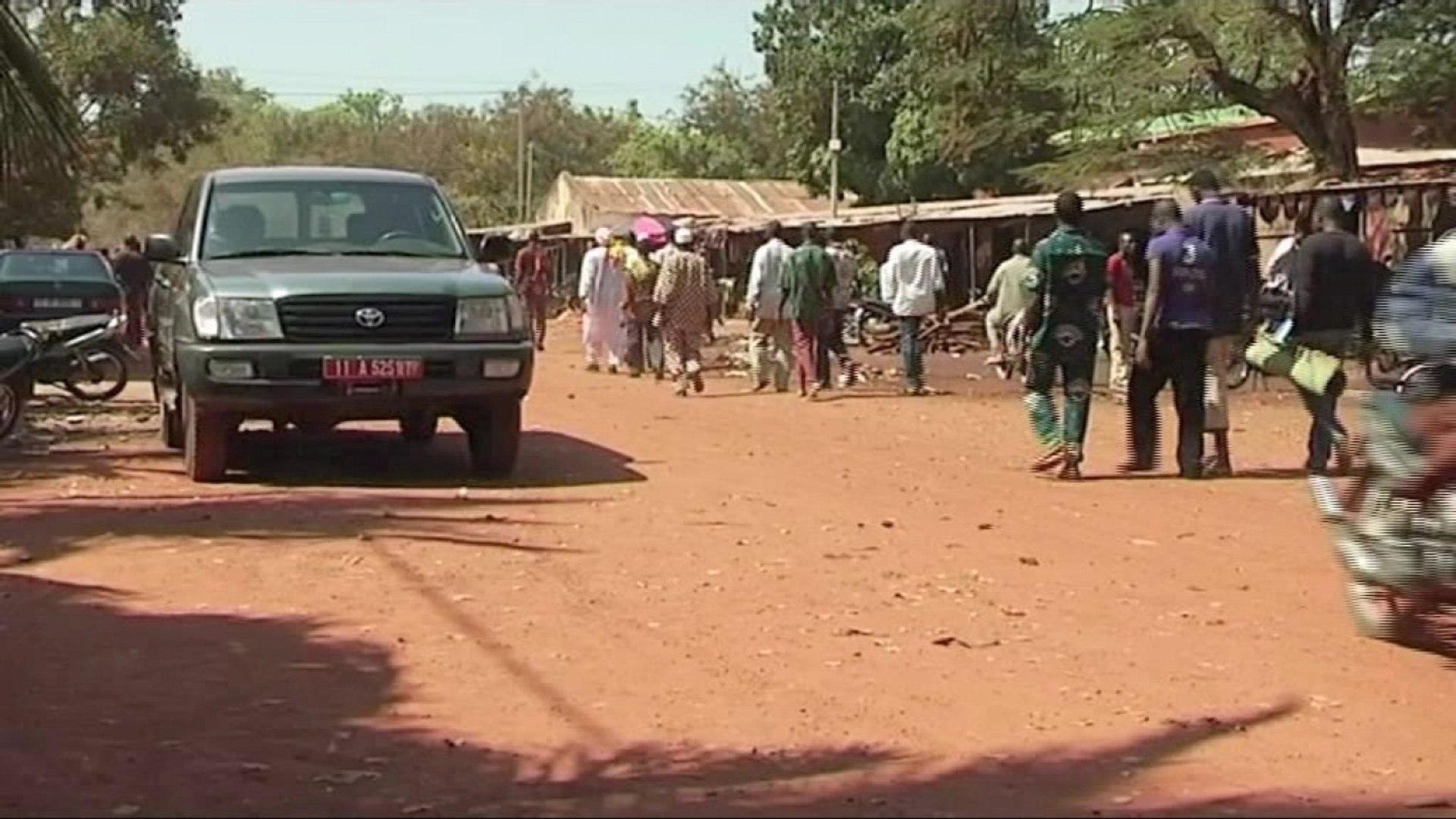 Burkina faso, Attaque d'un dépôt d'armes