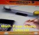PTB Math 2016 Class 9th Unit no1 Ex no1.1 and Q 3 urdu