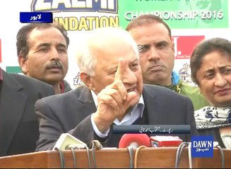 We want to encourage our team, not malign it: Pakistan cricket chief