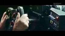 Jean Ragnotti au volant de la Renault Sport RS01 Interceptor