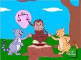 Billa Billi Aur Bandar - بلا، بلی اور بندر