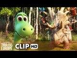 El viaje de Arlo (The Good Dinosaur) Clip 'Coleccionista de mascotas' (2015) HD