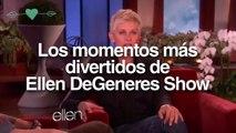 Los momentos más divertidos de Ellen Degeneres Show