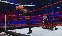 Big show vs Mark Henry  heavy weight wrestling (Wrestling Ring Breaks During wrestling)