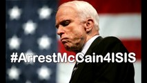Arrest McCain for Meeting with ISIS Webster Tarpley on the Jeff Rense program 10/1/2014