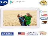 Wholesale factory 10. Android 4.2 Tablet PC Dual Core Allwinner  A20 1.2GHz 8G/1G  Capacitive Touch Scree HDMI Wifi Webcam-in Tablet PCs from Computer