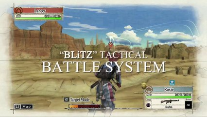 Valkyria Chronicles Remastered - Trailer d Annonce [EU] de Valkyria Chronicles Remastered