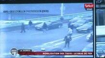 Sénat 360 : Mobilisation des taxis : Le bras de fer / Taxis : Valls condamne les violences / état d'urgence : Une prolongation qui fait débat / Biodiversité : Les apports du Sénat (26/01/2016)