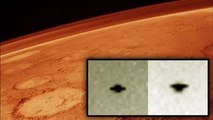 UFOS Obove Mars - CURIOSITY FOOTAGE EXPOSED - NASA Coverup
