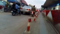 International Check in and Check out khmer-thai poi Pet border
