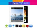 Original Onda V975S Octa Core Tablet PC 9.7 IPS 1024*768 Allwinner A83T Android 4.4 1GB/16GB WiFi Bluetooth 4.0 Dual Camera -in Tablet PCs from Computer