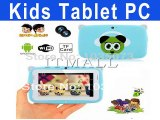 Kids tablet PC Children tablet pc for kids 4.3inch RK2926 dual core tablet pc for kids Android 4.2 4GB colorful 1pcs tablet PC-in Tablet PCs from Computer