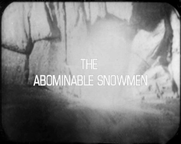 Loose Cannon The Abominable Snowmen Episode 6 LC25