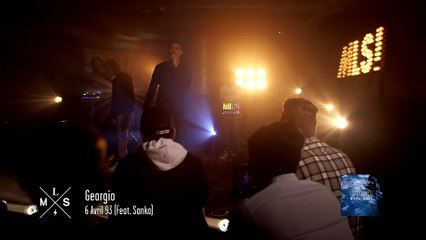 """[SESSIONS] Gergio joue """"6 avril 93"""" en live dans Monte le Son"""
