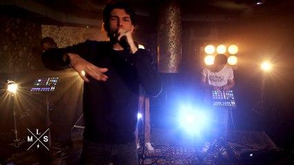 """[SESSIONS] Georgio reprend """"Assez parlé de moi"""" de Benjamin Biolay en live dans Monte Le Son"""