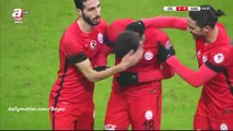 Sinan Gumus Goal HD - Galatasaray 3-0 Kastamonuspor  - 26-01-2016 Turkish Cup - Second stage