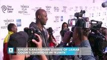 Khloe Kardashian Learns of Lamar Odom's Overdose in 'KUWTK'